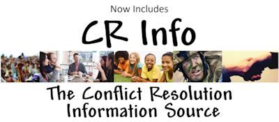 intractable conflict 1999-07-20  online training program on strategies for dealing with intractable conflict.